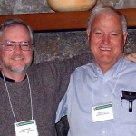 Chuck Hunter and Duncan Patten at 20th Annual Meeting